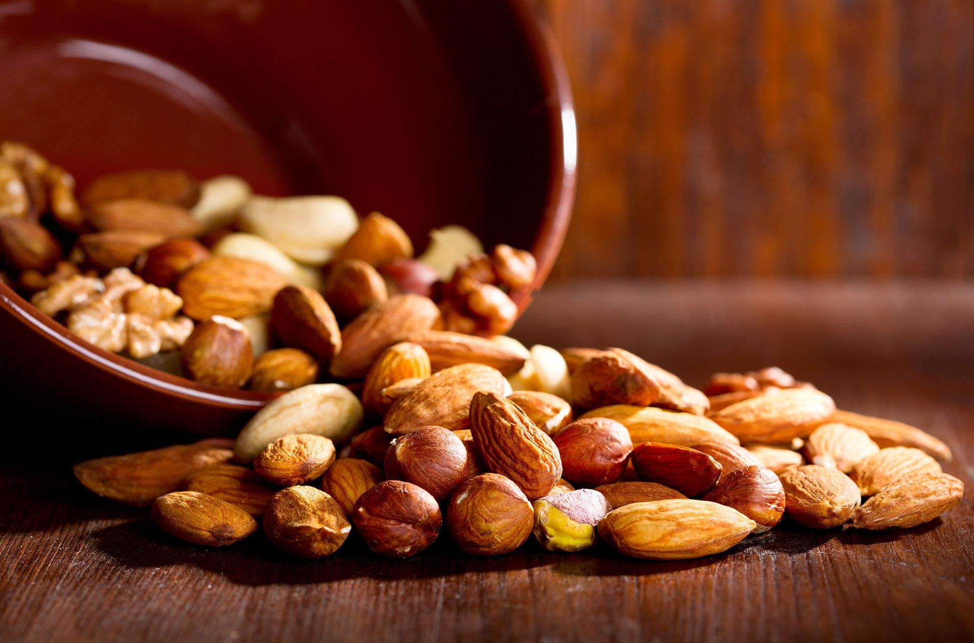 15 grammes de noix