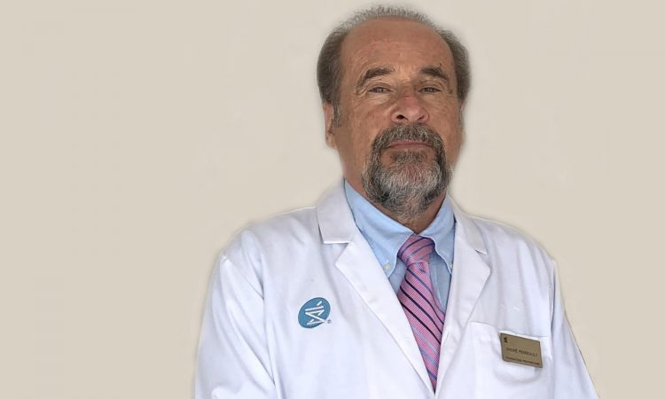 biographie André Perreault pharmacien