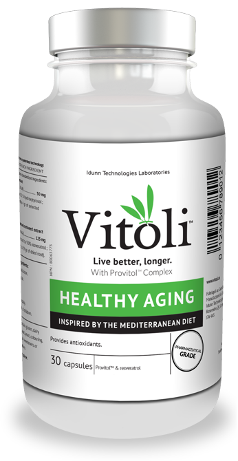 Natural product Vitoli, live in health, longer, to age well
