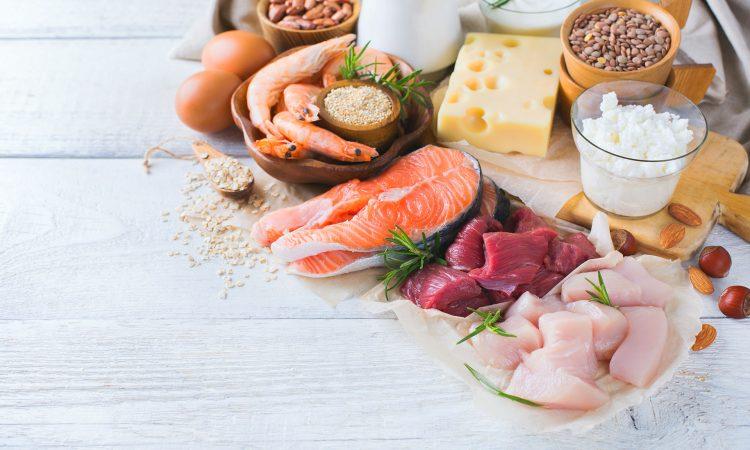 Aliments avec de la vitamine B12