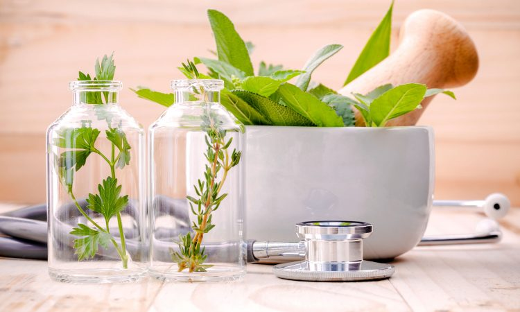 produit naturel - plantes - médecine alternative